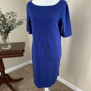 Ralph Lauren Tshirt Dress Womens Large